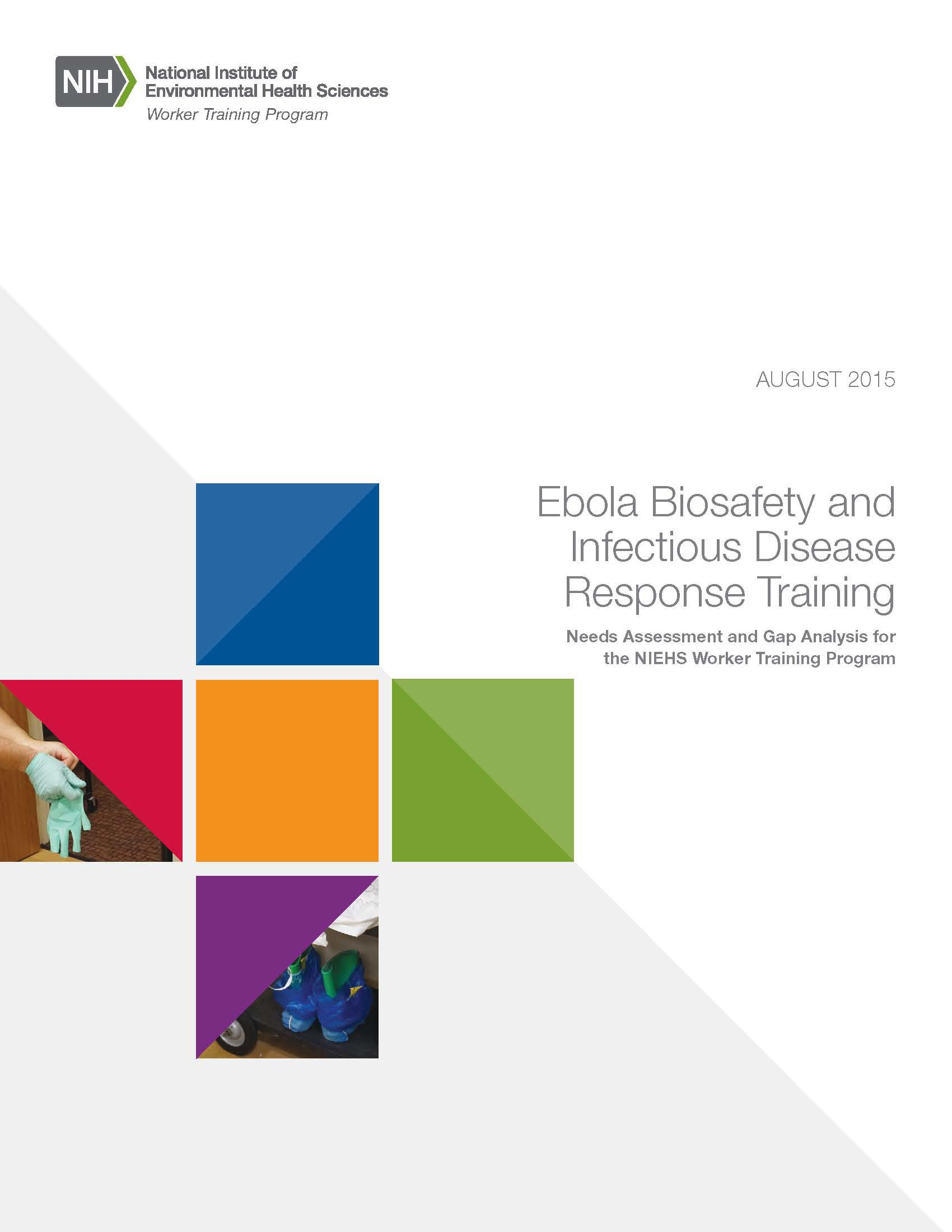 Ebola Training Gap Analysis